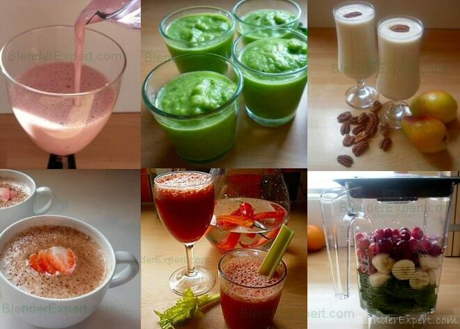 Tasty Blender Recipes