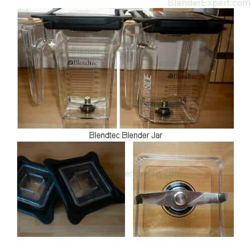 Blendtec Blender Jar