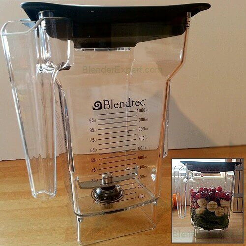 Blendtec Total Blender Jar