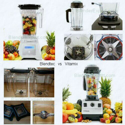 The Blendtec vs Vitamix Comparison