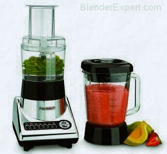PowerBlend Cuisinart Blender Food Processor