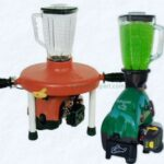 gas powered blenders