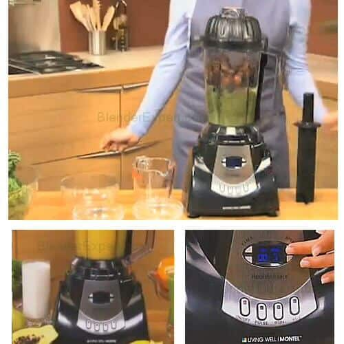 The Montel Williams Blender