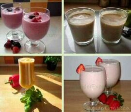 Satisfying Healthy Smoothie Recipes