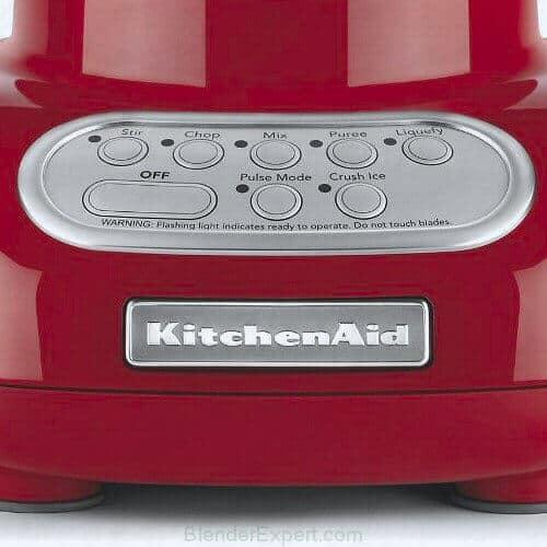 Kitchenaid Architect 5 Speed Blender the kitchenaid 5 speed blender