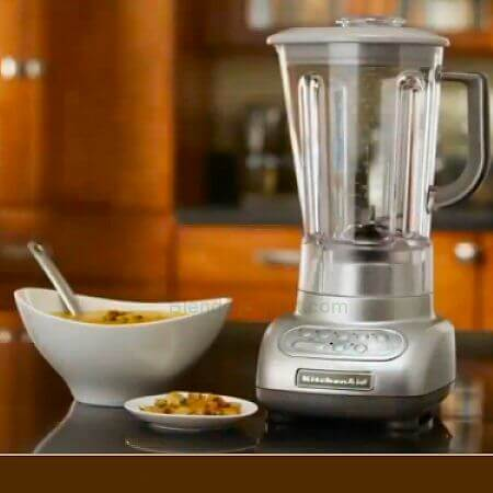 The KitchenAid 5 Speed Blender