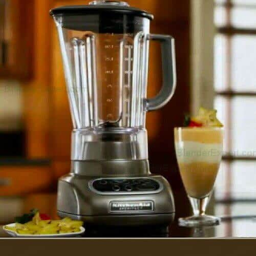 Kitchenaid 5 Speed Blender the kitchenaid 5 speed blender