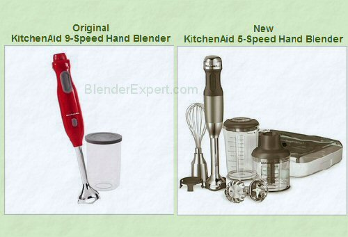 Kitchenaid Immersion Blenders