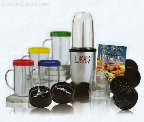 The Magic Bullet Blender
