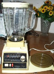 Old Osterizer Blender