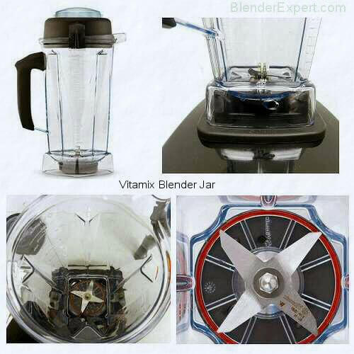 Vitamix blender jar