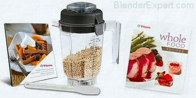 Vitamix Dry Blade Container