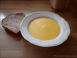 Sweet Potato Soup In A Blender