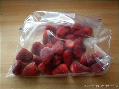 How To Freeze Fruit & Vegetables